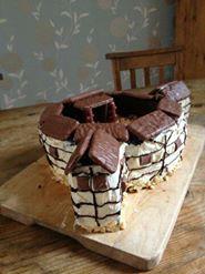 My Globe Cake