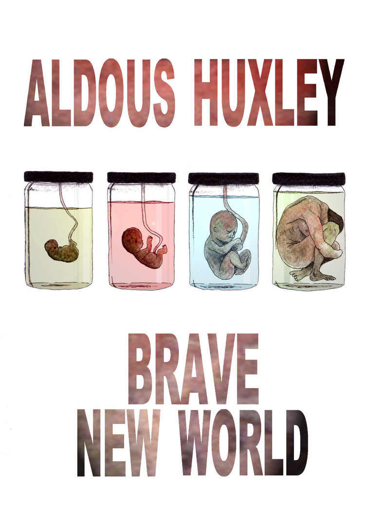 the search for true happiness in brave new world a novel by aldous huxley A modern adaptation of the classic, dystopian novel by aldous huxleyit is 2016 after a war and as a result of mass consumerism, the world's moral compass has.